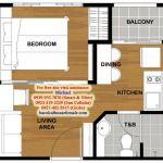 La Salle Avenue Condo Residences Studio - Bacolod House for Sale Bacolod, Condominium, Studio, Modern Living, Floor Plans, How To Plan, House, Room, Home
