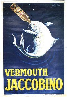 Vintage poster of wine Vintage Italian Posters, Vintage Advertising Posters, Vintage Advertisements, Poster Vintage, Wine Poster, Poster Ads, Poster Prints, Vintage Wine, Vintage Ads