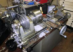 36 Best Home-Made Metal Lathes images in 2016 | Lathe