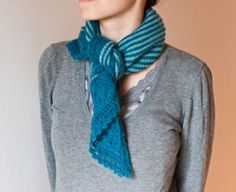 Shawl - Ascot--how to wear a shawl part 2