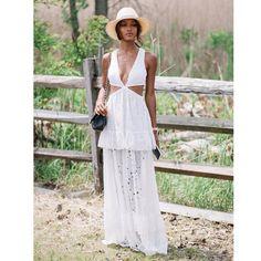 Jasmine Tookes - It's Finally Time to Rock White! How To SlayThe Look Like The Stars | Essence.com