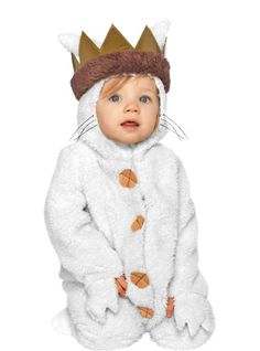 Baby Where the Wild Things Are Max Costume - Party City