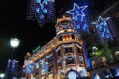 Portal del Ángel, it´s almost time for Christmas shopping! #hoteldenit #christmasbarcelona #portaldelangel