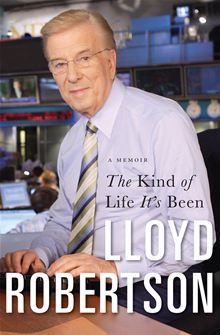 For sixty years, Lloyd Robertson appeared on Canadian television screens as a journalist and an anchor, bringing us the major events of his day. The longest-serving TV news anchor in Canadian…  read more at Kobo.