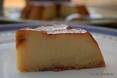 Flan de manzana con galletas | La cocina de Consu