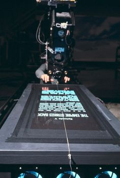 Floder i Star Wars - En Visuel synsvinkel