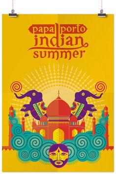 Indian truck illustration behance Ideas for 2019 Indian Artwork, Indian Folk Art, India Logo, Indian Illustration, Craft Logo, Indian Theme, Event Poster Design, Truck Art, Indian Patterns