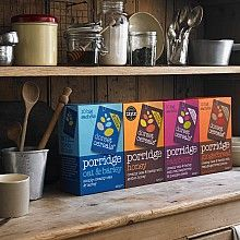 Dorset Cereals - honest, tasty & real unadulterated breakfast pleasure, muesli, porridge and cereal