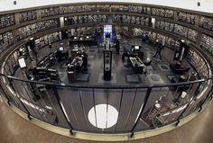 AD Classics: Stockholm Public Library / Gunnar Asplund stockholm6 – ArchDaily