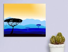 Archival quality print mounted on the back of a thick, clear acrylic substrate. Manually numbered, signed, and shipped with a certificate of authenticity. Thing 1, Blue Orange, Metal Art, Clear Acrylic, Authenticity, Certificate, Safari, Exotic, Art Gallery