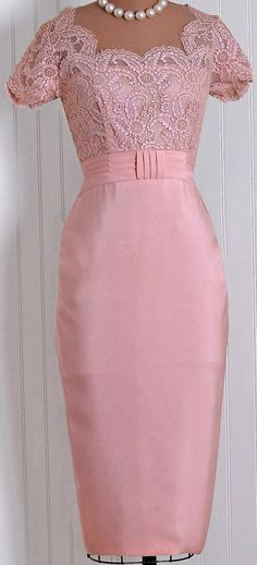 Pretty in Pink with Pearls!