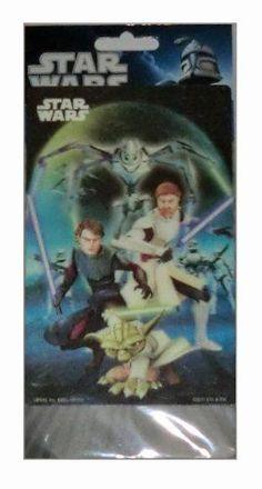 Stickerfitti Star Wars Lenticular Sticker 3D Jumbo Sticker Force Awakens #Stickerfitti