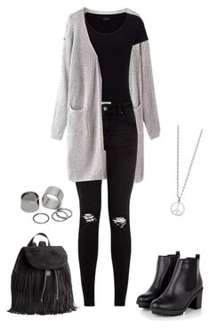 """Monday"" by uccelli ❤ liked on Polyvore featuring Joseph, H&M and Pieces"