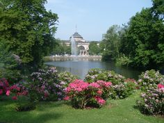 I saw this view many times walking in to Wiesbaden. So lovely!