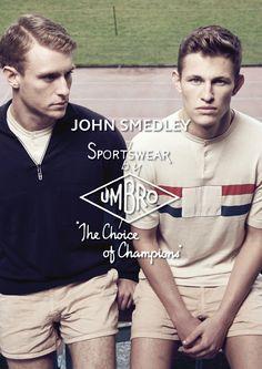 John Smedley x Umbro - Sportswear - The Choice of Champions