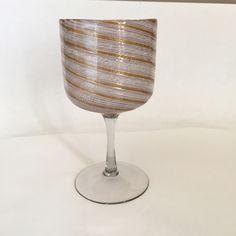 Antique Venetian Glass, beautiful and historical. Venetian Glass, Wine Glass, Antiques, Tableware, Beautiful, Antiquities, Antique, Dinnerware, Tablewares