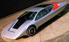 1970 Vauxhall SRV Concept Car by coconv