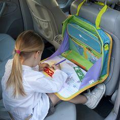 ¡Pintar en el coche ya es una realidad con esta pizarra portátil, Arte Trvl Bag! #imaginarium