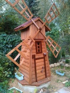 Trendy Woodworking Ideas Decor Old Windows 16 Ideas Old Window Projects, Diy Wood Projects, Woodworking Plans, Woodworking Projects, Wooden Windmill, Old Windows, Le Moulin, Diy Door, Bird Houses