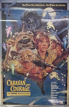 Caravan of Courage: An Ewok Adventure (With the sister and brother with the Life Bracelets)