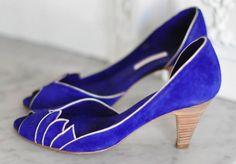 Royal blue... Awesomeness!