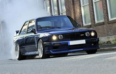The Iconic BMW M3 E30 Sports Cars   BMW M3 E30…