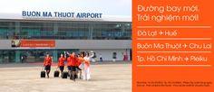 Vé máy bay Buôn Ma Thuột đi Chu Lai giảm giá tới 1000000đ