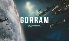 28 Fantastic Words And Phrases From Sci-Fi And Fantasy