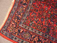 14799 Bidjar rug Iran / Persia 7.2 x 4.5 ft / 215 x 140 cm
