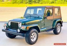 Car For Sale 1997 Jeep Wrangler