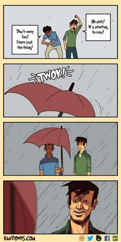 Randowis - unlucky rain