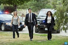 Criminal Minds | Season 8 | Promotional Episode Photos | Episode 8.01 - The Silencer