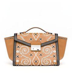 Prada: Spring Is Here! #handbags #Prada