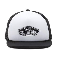 20258a51514 Classic Patch Trucker Hat · White VansVans Off The WallVans ...