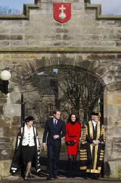 2/25/2011: Back where it all began- University of St. Andrews (Scotland)