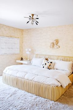 kelly wearstler | dune bedding. elegant bedroom essentials | +