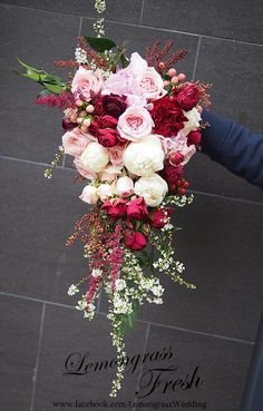 waterfall bouquet surcharge will be applied