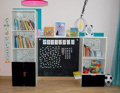 Детская комната для девочек двойняшек | http://www.babyroomblog.ru/