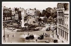 Vintage Bournemouth : Our Amuzo studio is just around the corner! Bournemouth, John Wetton, Costa, British Family, Buses, Old Houses, Old Photos, Big Ben, Paris Skyline