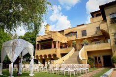 Host any event in style at Castello Di Monte Tents, Over The Years, My Dream, Dream Wedding, Mansions, House Styles, Teepees, Villas, Tent
