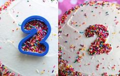 16 Cake Decorating Tips And Tricks To Turn 'Failed It' Into 'Nailed . - Easy Decorating Tips - Kuchen Bilder Cakes To Make, 16 Cake, Cupcake Cakes, Cupcakes, Easy Cake Decorating, Cake Decorating Techniques, Decorating Hacks, Cake Cookies, Cake Designs