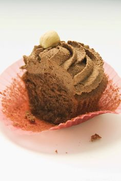 Muffin Galaxy: CUPCAKES DE CHOCOLATE Y CREMA DE AVELLANAS, VIDEO TUTORIAL