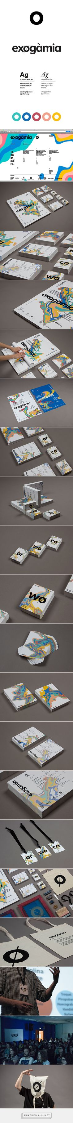 Exogàmia on Behance... - a grouped images picture - Pin Them All