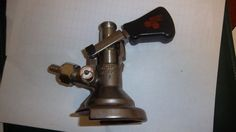 Micro Matic Keg Beer Coupler Tap w/Ergo Lever Micro MaticHandle SK184.04 M1 0705 #MicroMatic