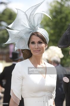 Isabell Kristensen attends Day 2 of Royal Ascot at Ascot Racecourse on June  18 1050c4b2347e