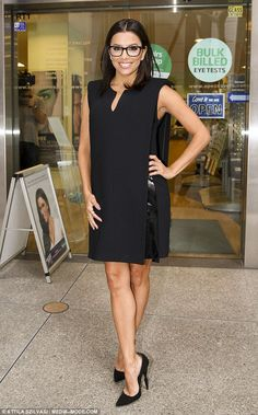 Eva Longoria following in Victoria Beckham's footsteps to design clothing line | Daily Mail Online