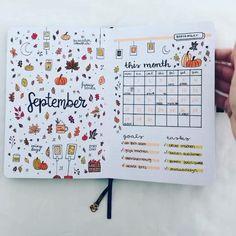 Bullet Journal Contents, Bullet Journal Books, Bullet Journal Ideas Pages, Bullet Journal Inspiration, Book Journal, Agendas Diy, Planner Doodles, Printable Calendar Template, Kids Calendar