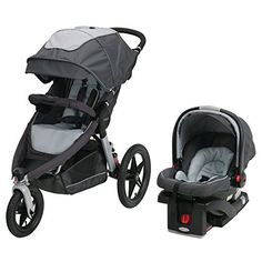 Graco Relay Click Connect Jogging Stroller Travel System, Glacier Graco http://www.amazon.com/dp/B00PX8PUSQ/ref=cm_sw_r_pi_dp_vgRqvb0SN8J9A