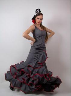 Size 38 flamenco dress on offer