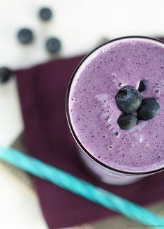 Blueberry Oatmeal Sm  Blueberry Oatmeal Smoothie- Garnish with Lemon   www.garnishwithle...  https://www.pinterest.com/pin/560557484849453385/   Also check out: http://kombuchaguru.com